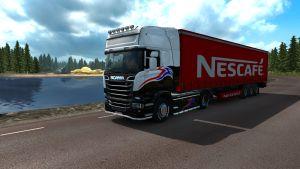 Nescafe trailer