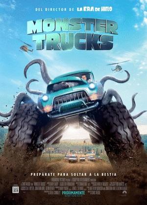 Monster Trucks (2017) [BRrip 1080p] [Latino] [Fantástico]