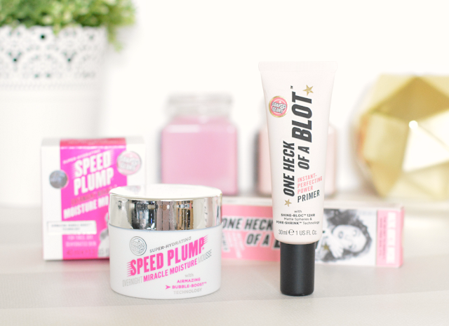 Soap and glory, Soap and glory speed plump overnight miracle moisture mousse, Soap and glory one heck of a blot primer, Skincare, Make up, Review, Favourites
