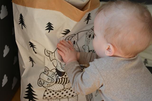 paper sack/papírový pytel