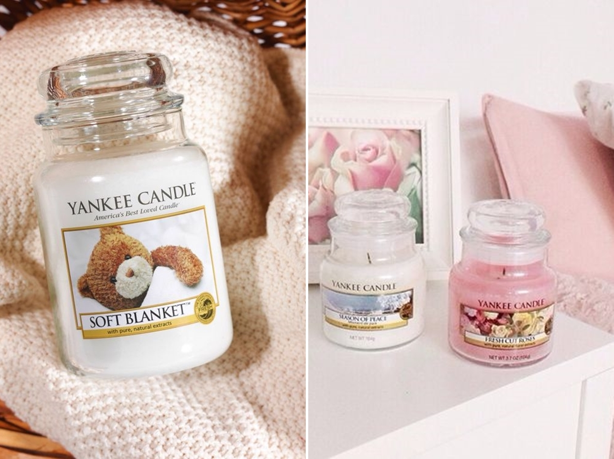 Yankee Candles - Decoration Ideas
