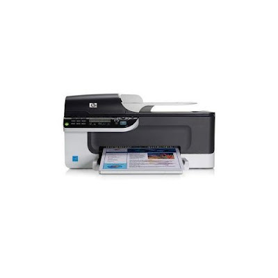 dpi optimized on pick out HP photograph papers amongst  HP Officejet J4550 Driver Downloads
