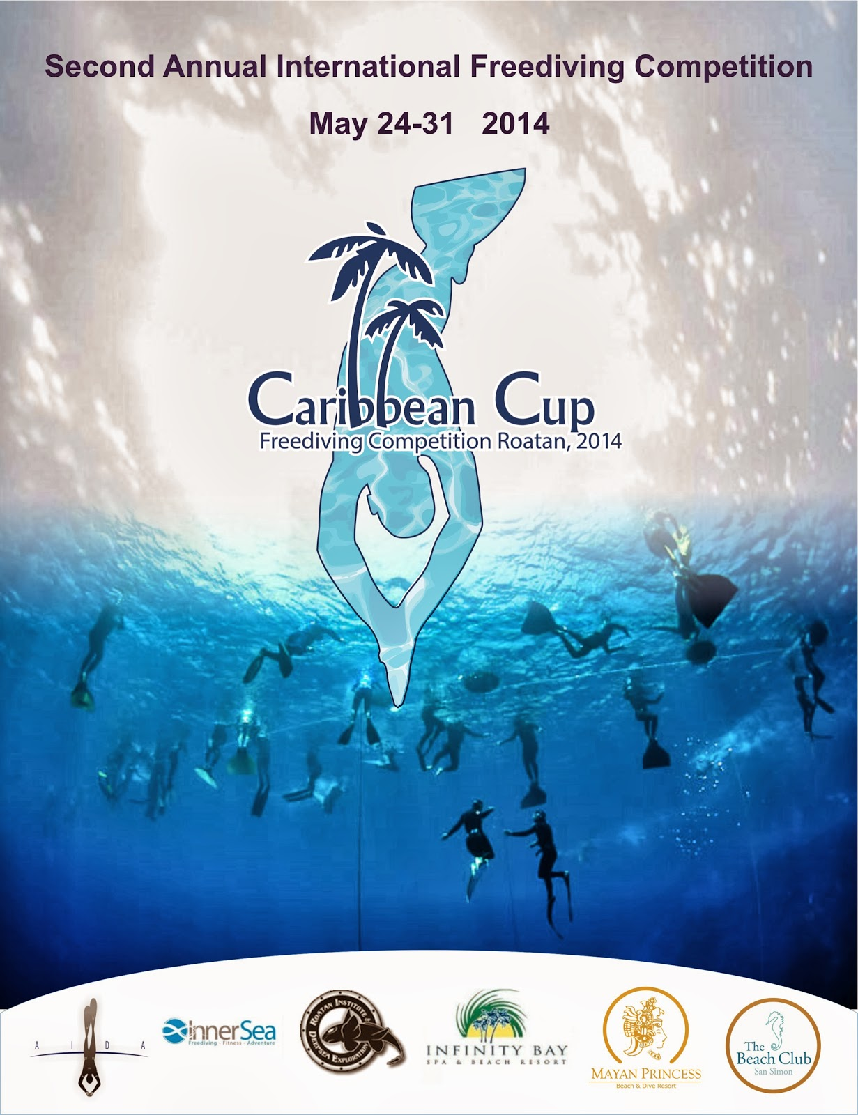Travel 2 The Caribbean Blog: Caribbean Freediving Cup In