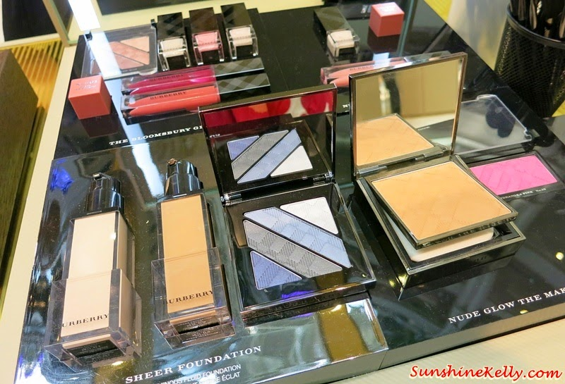 My Burberry Scent & Nude Glow Makeup Experience, My Burberry Fragrance, Burberry Beauty, Burberry Nude Glow Makeup, Burberry, burberry suria klcc, adrian sin, burberry beauty trainer
