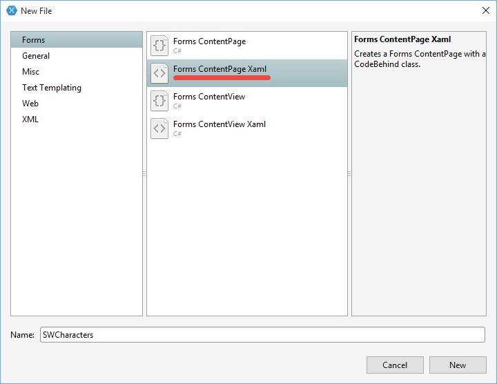 Building Android Apps with C# (Intro to Xamarin Forms)
