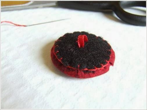 Пуговица своими руками | buttons hand made