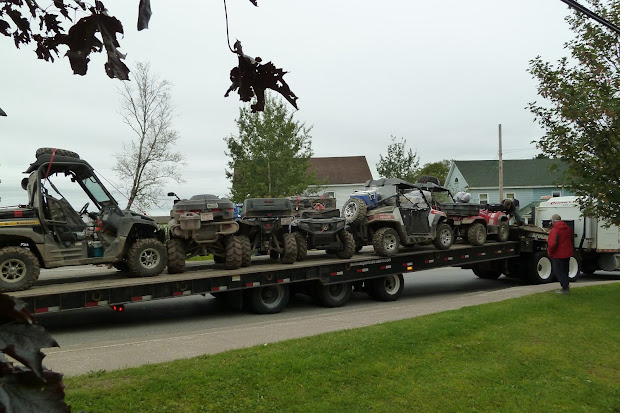 Post Pics Of Quad Hauler - Polaris Atv Forum