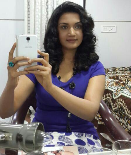 The Fresh Malayali: Malayalam Actress Honey Rose Latest