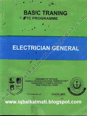 Basic Course ATC (Metal, Auto, Electrician) Guide Book