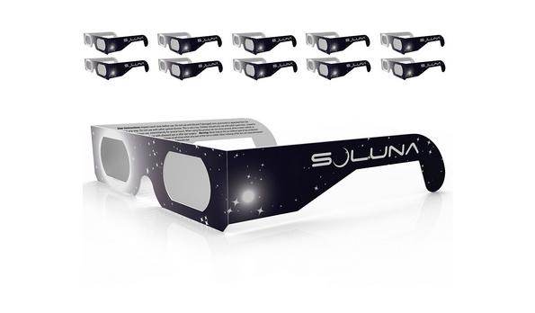 Are Soluna Glasses Safe
