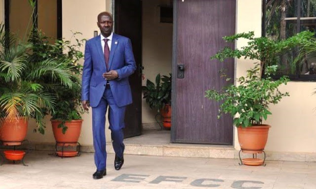 EFCC Today: EFCC boss, Magu speaks on 'governorship ambition'