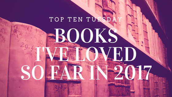 Best books of the first half of 2017
