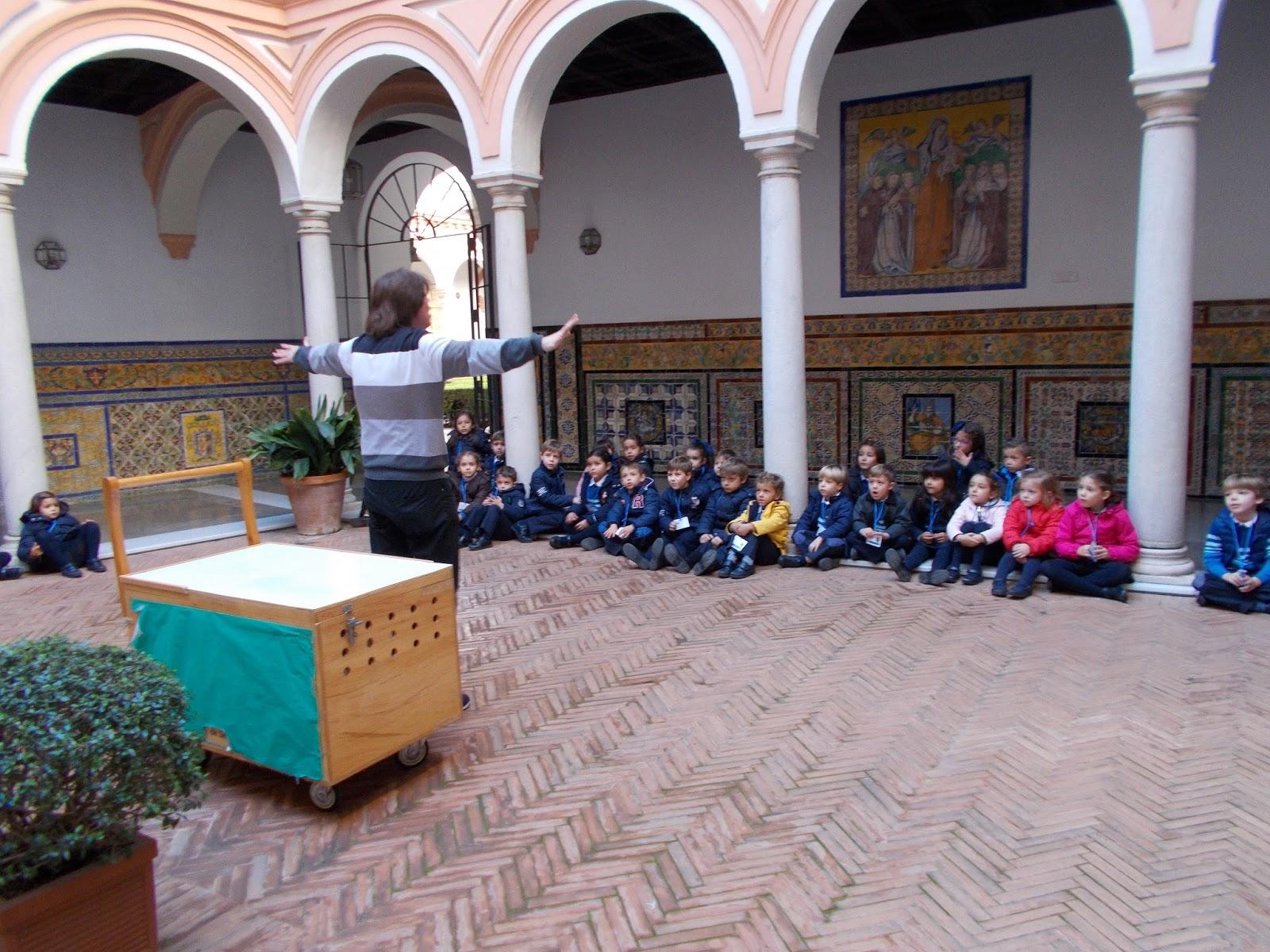 Educacion Infantil 2º Ciclo Sevilla Escuela Infantil La Luna Sevilla