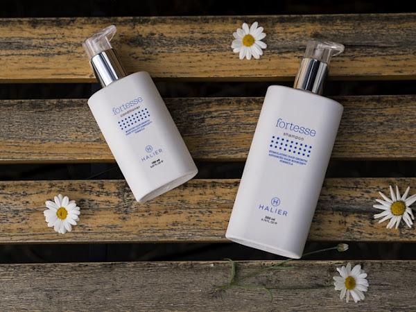 248. Aktualizacja włosów - szampon i odżywka Fortesse