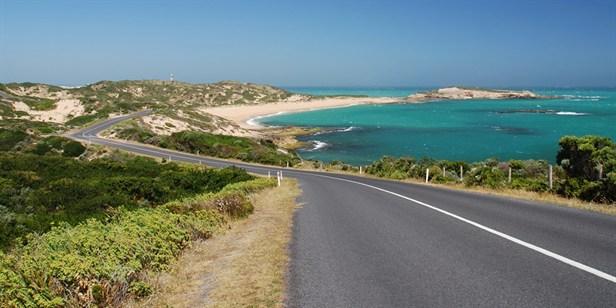 Viagem de carro na Austrália - Estradas