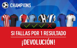 sportium promocion combinadas champions 14 marzo