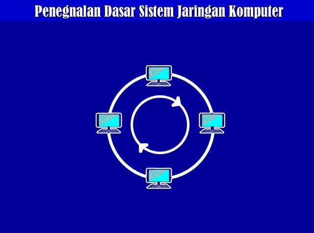 Penegnalan Dasar Sistem Jaringan Komputer