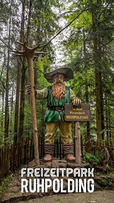 Familienwanderung in Ruhpolding | Märchenwald und Freizeitpark