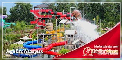 Berpetualang dan bermain di Jogja Bay Waterpark
