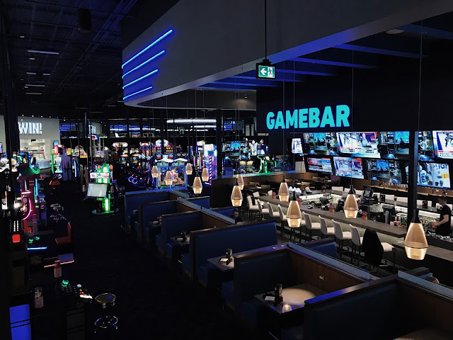 Dave Buster S Oakville Grand Opening Foodaholic