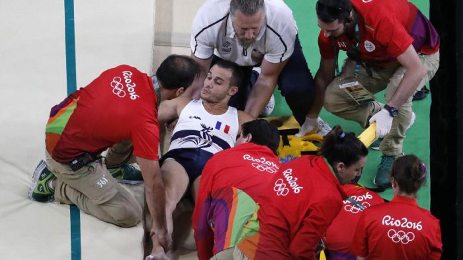 SAMIR AIT SAID, RIO OLYMPICS 5