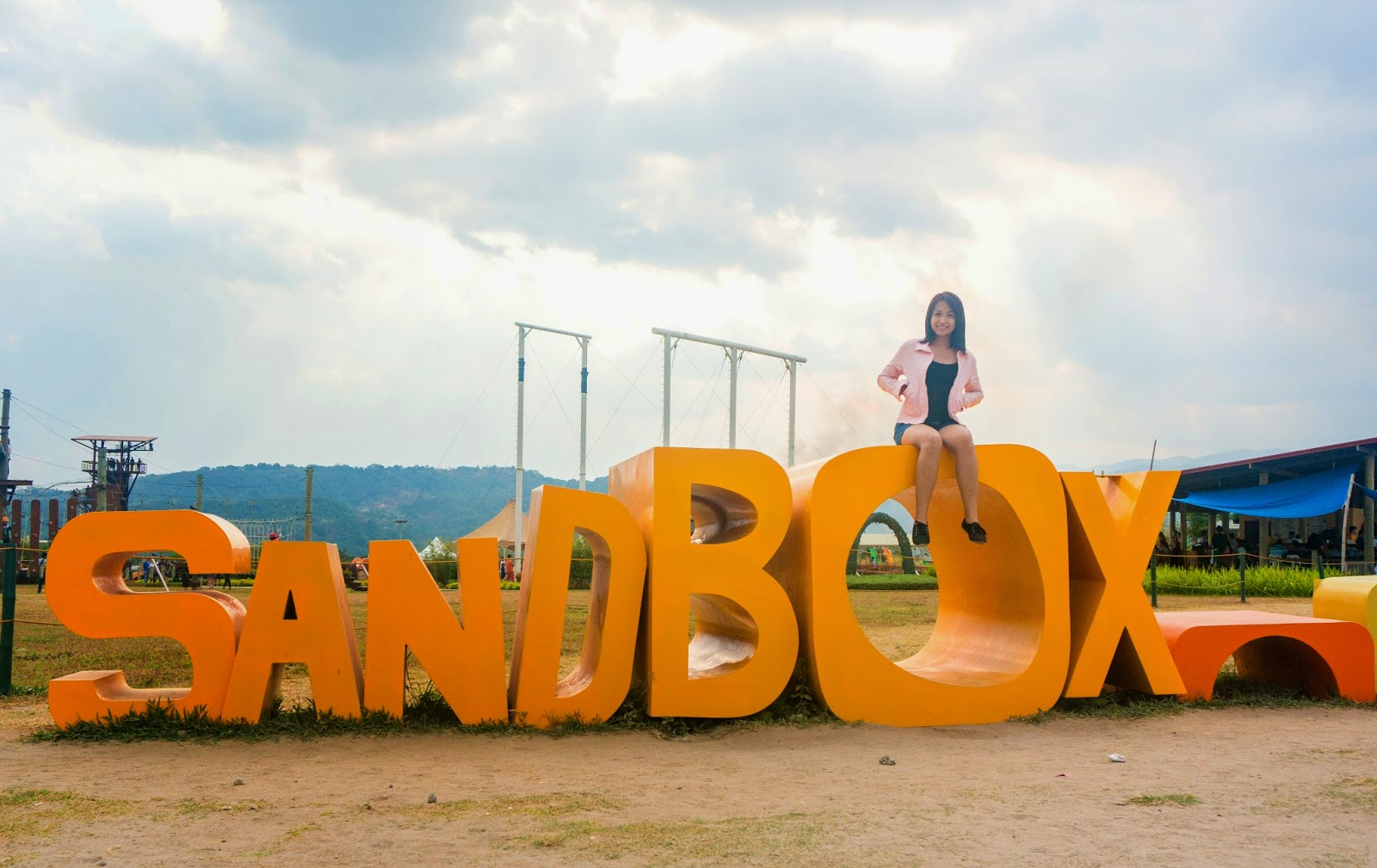 Sandbox Porac Pampanga Sandbox Alviera