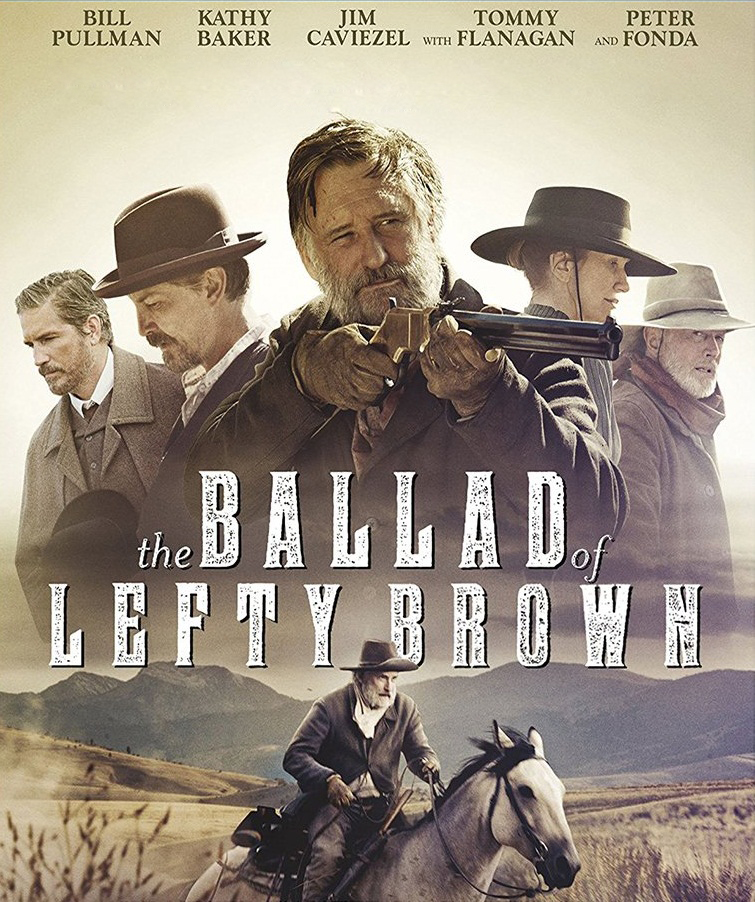 The Ballad of Lefty Brown [2017] [DVDR] [NTSC] [Subtitulado]