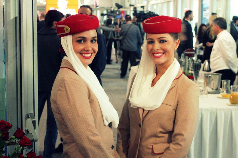 World's Best Flight Attendant Headwear!