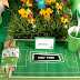 Nice Soccer Free Printable Party Kit.