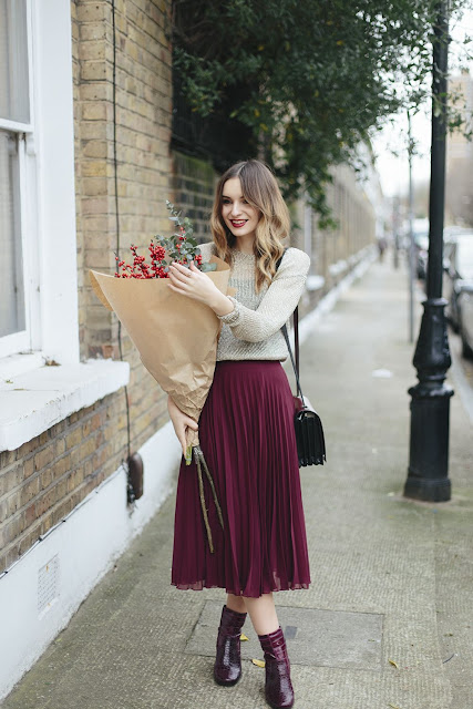 Street Style Looks for Valentine's Day