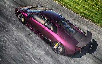 Wallpaper: Lamborghini Murcielago Cars