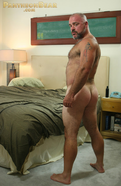 Sexy Bear Bronson Gates hairy asses bc