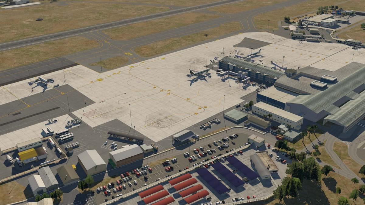 LIEE XP10 version Cagliari Airport 1.0.0 ~ Xplane Addons