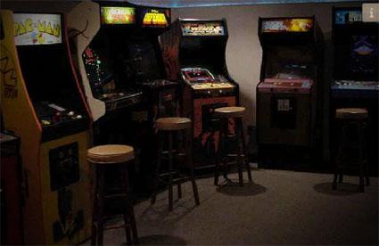 Arcade World Escape