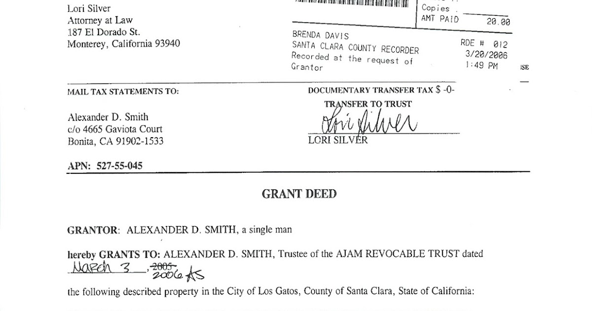 Estate Planning In California Enforcing A Court Order