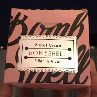KRIM MONTOKKAN BREAST - BOMBSHELL BREAST CREAM