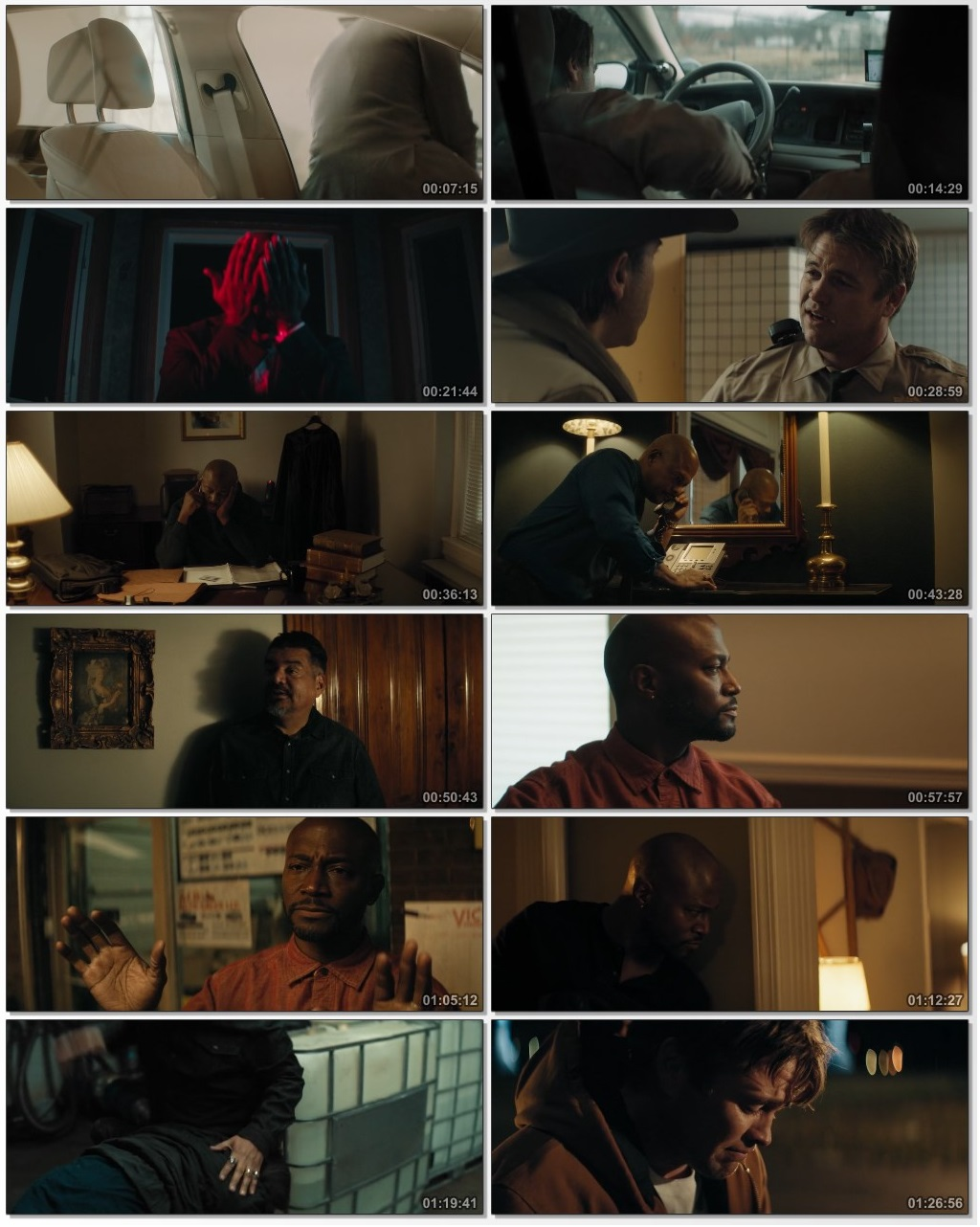 Screen Shot Of River Runs Red 2018 Full Movie Download Free Watch Online 300MB