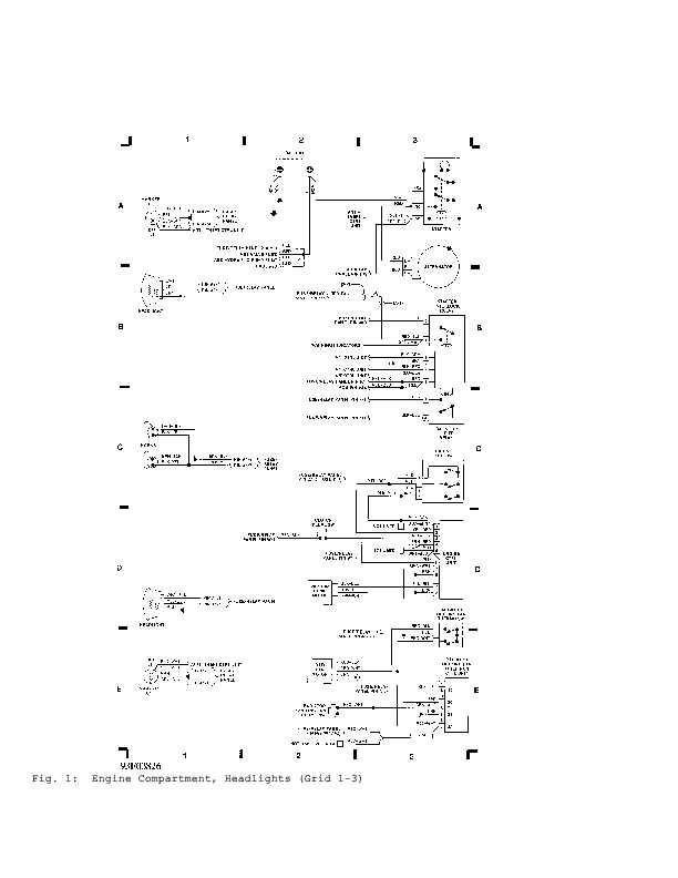 Wiring Diagrams Center 1992 B3 VW Passat Wiring Diagram Series