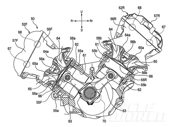 Technical Analysis 90 Degree V Four Engine