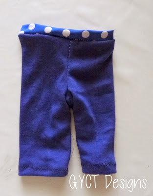 Cabbage Patch Doll Leggings