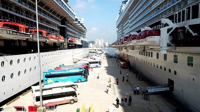 Cảng tàu du lịch quốc tế Hạ Long