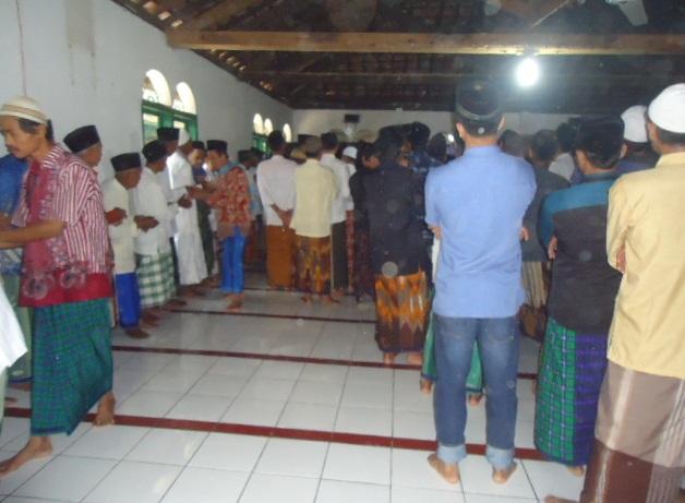 Indahnya Suasana Lebaran Idul Fitri di Kampung Halaman