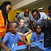 Nigerians excited as Facebook founder, Mark Zuckerberg visits Lagos
