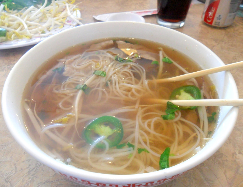 Savoury Table: A Steaming Hot Bowl of Blasphemy: Shortcut Pho Bo