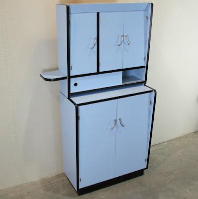 mueble de cocina vintage