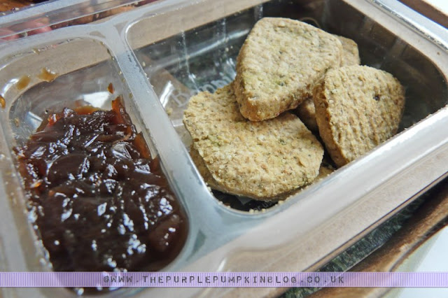 graze box - boost box review: bonnie wee oatbakes