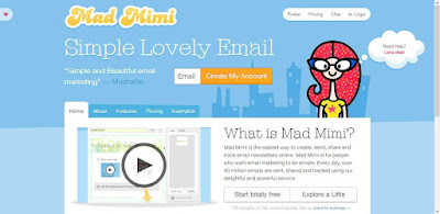 Software Internet Marketing Tools MadMimi