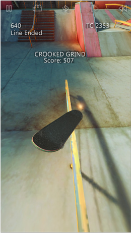 Hello Skaters! This game is for you. This is the #1 game in 80 countries which has a rating of 4.5/5.
