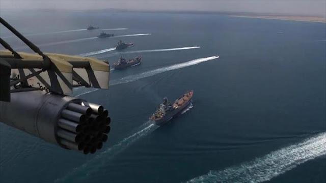 Rusia: EEUU cometerá 'acto de guerra' si supervisa puertos rusos