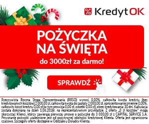 Oferta świąteczna w KredytOK